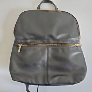 A New Day Black backpack purse medium